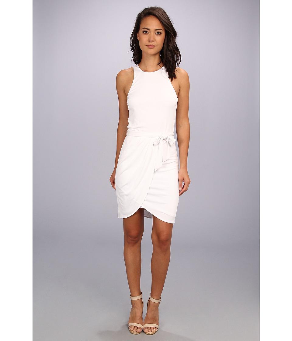 The Luminous View: Trina Turk Dresses In Supermoon White