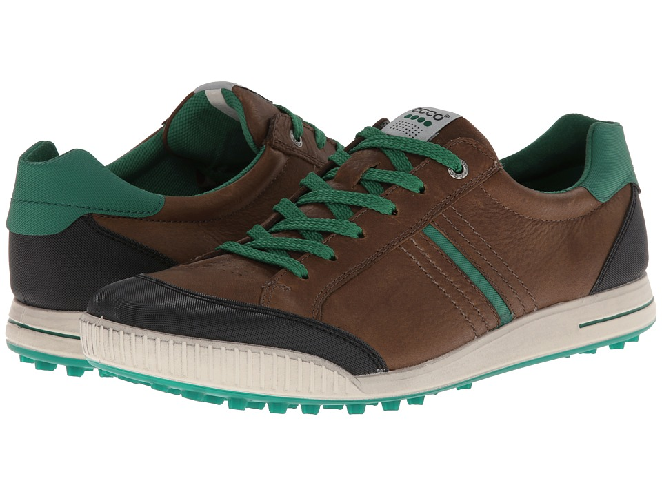 ECCO Golf - Street Hybrid (Birch/Black/Green) Men