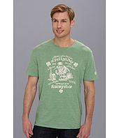 Lucky Brand - Leprechaun Heathered Tee