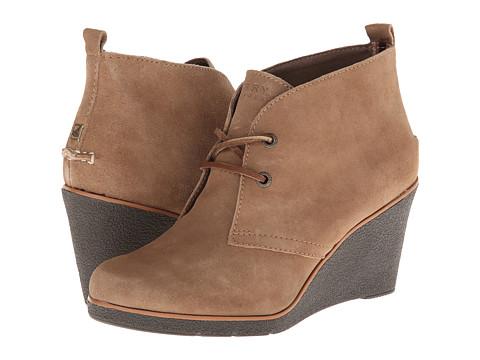 Sperry Top-Sider - Harlow (Greige Suede) - Footwear