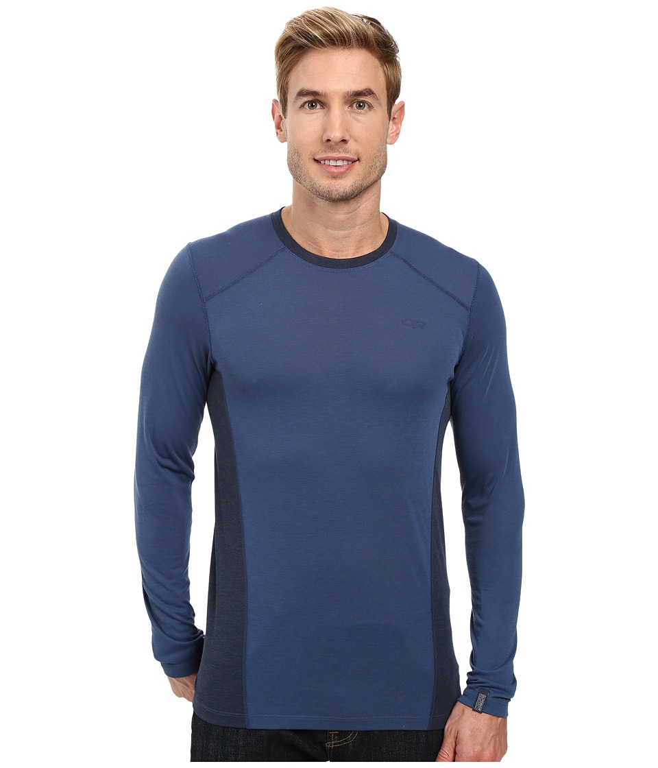 Outdoor Research Sequence L/S Crew (Dusk/Night) Men