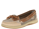 Sperry Top-Sider - Angelfish (Linen/Natural Sparkle Suede)