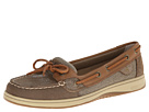 Sperry Top-Sider - Angelfish (Greige/Light Tan Sparkle Suede)