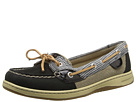 Sperry Top-Sider - Angelfish (Black/Prince of Wales Menswear)