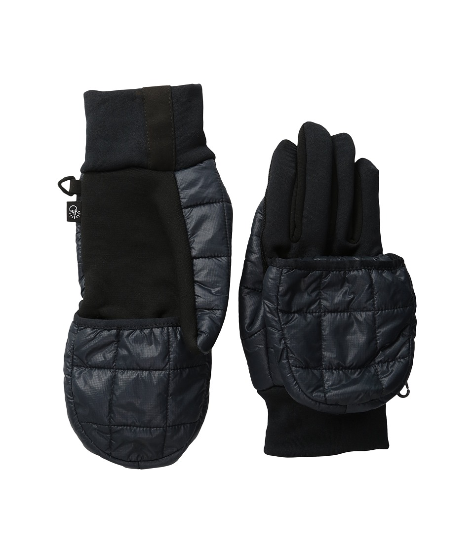 Mountain Hardwear - Grub Glove (Black) Extreme Cold Weather Gloves