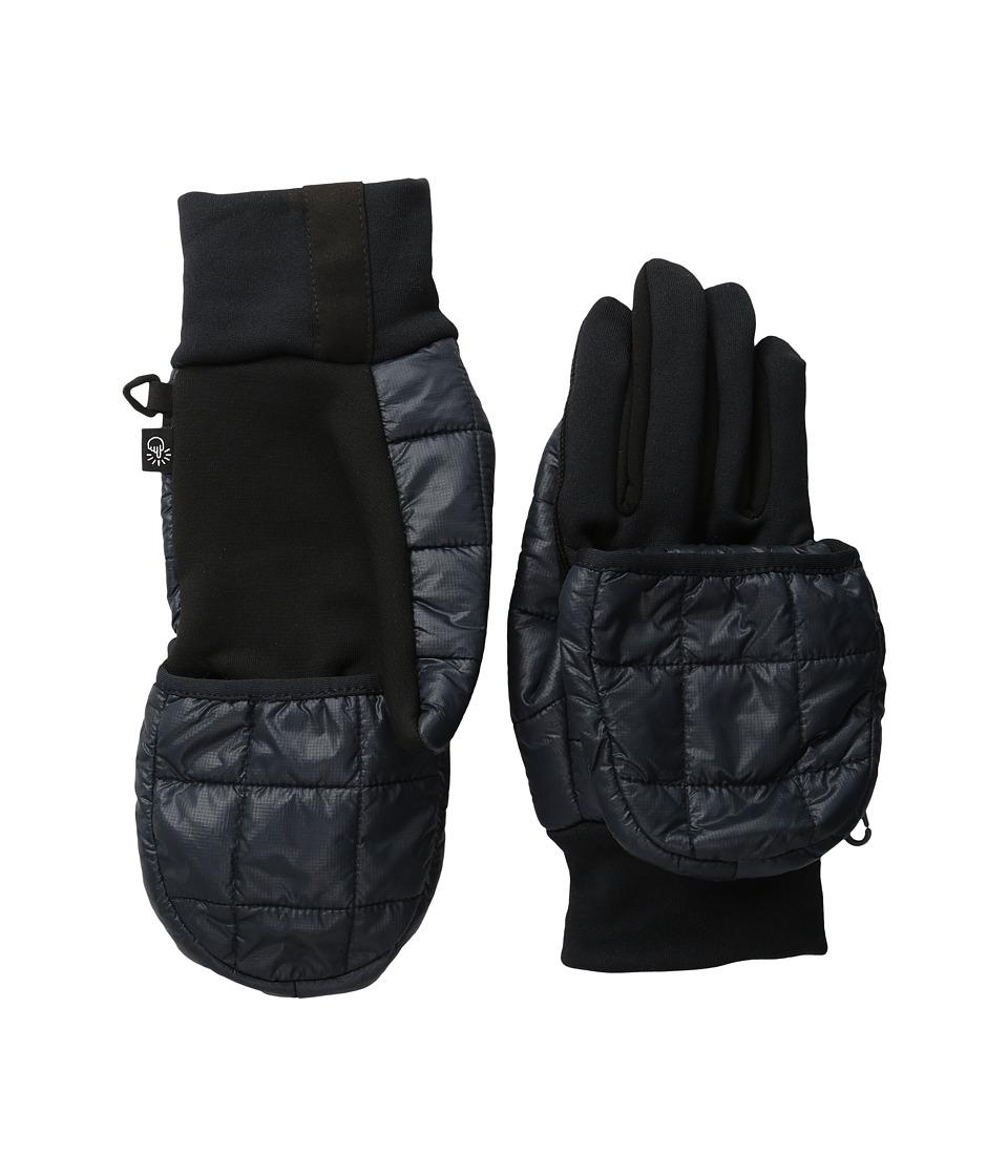 Mountain Hardwear Grub Glove (Black) Extreme Cold Weather Gloves