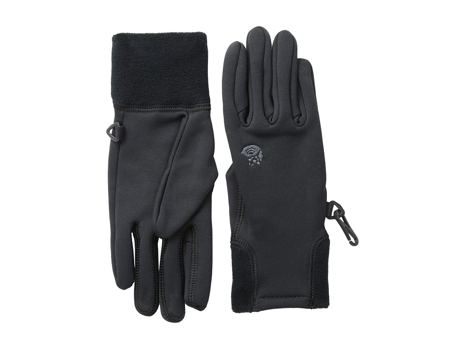 Mountain Hardwear - Power Stretch Glove (Black) Extreme Cold Weather Gloves