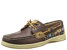 Sperry Top-Sider - Bluefish 2-Eye (Tan/Floral Novelty)