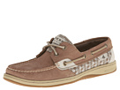 Sperry Top-Sider - Bluefish 2-Eye (Greige/Zig Zag Novelty)