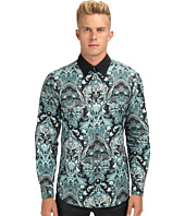 Just Cavalli - Woven Art Button-Up