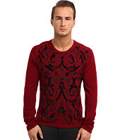 Just Cavalli - Paisley Front Sweater