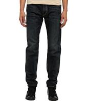 Armani Jeans - Slim Fit Mid Dark Wash w/ Whiskering
