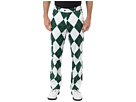Loudmouth Golf Green And White Pant