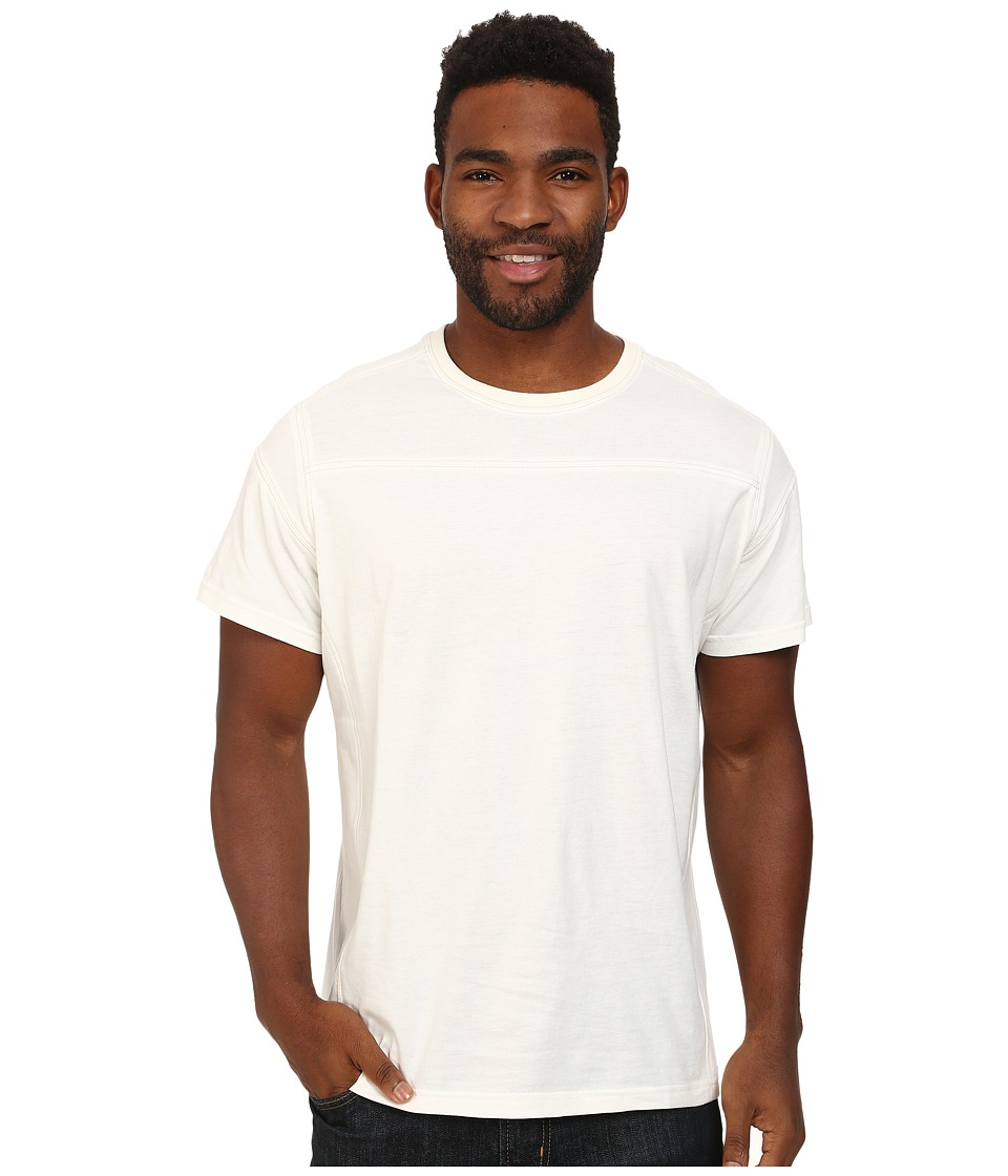 Kuhl Blast S/S Shirt White Mens Clothing