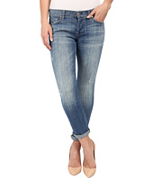 7 For All Mankind - Josefina w/ Rolled Hem in Bright Light Broken Twill