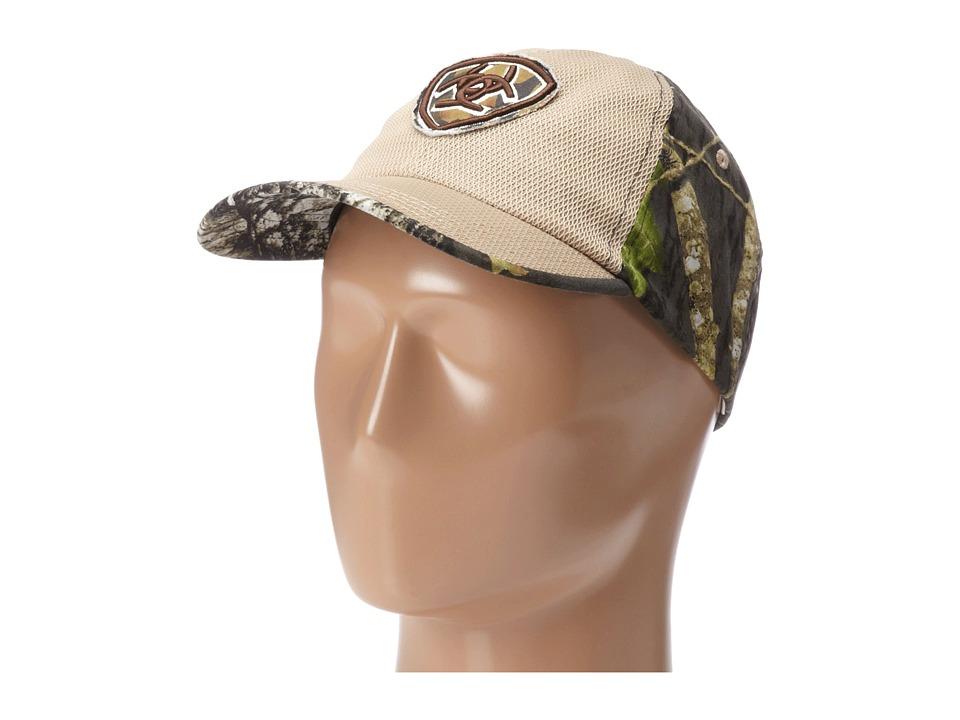 Ariat - Ariat Shield Patch Baseball Cap