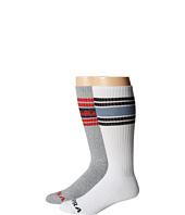 Supra - Crenshaw Knee High Socks 2-Pack