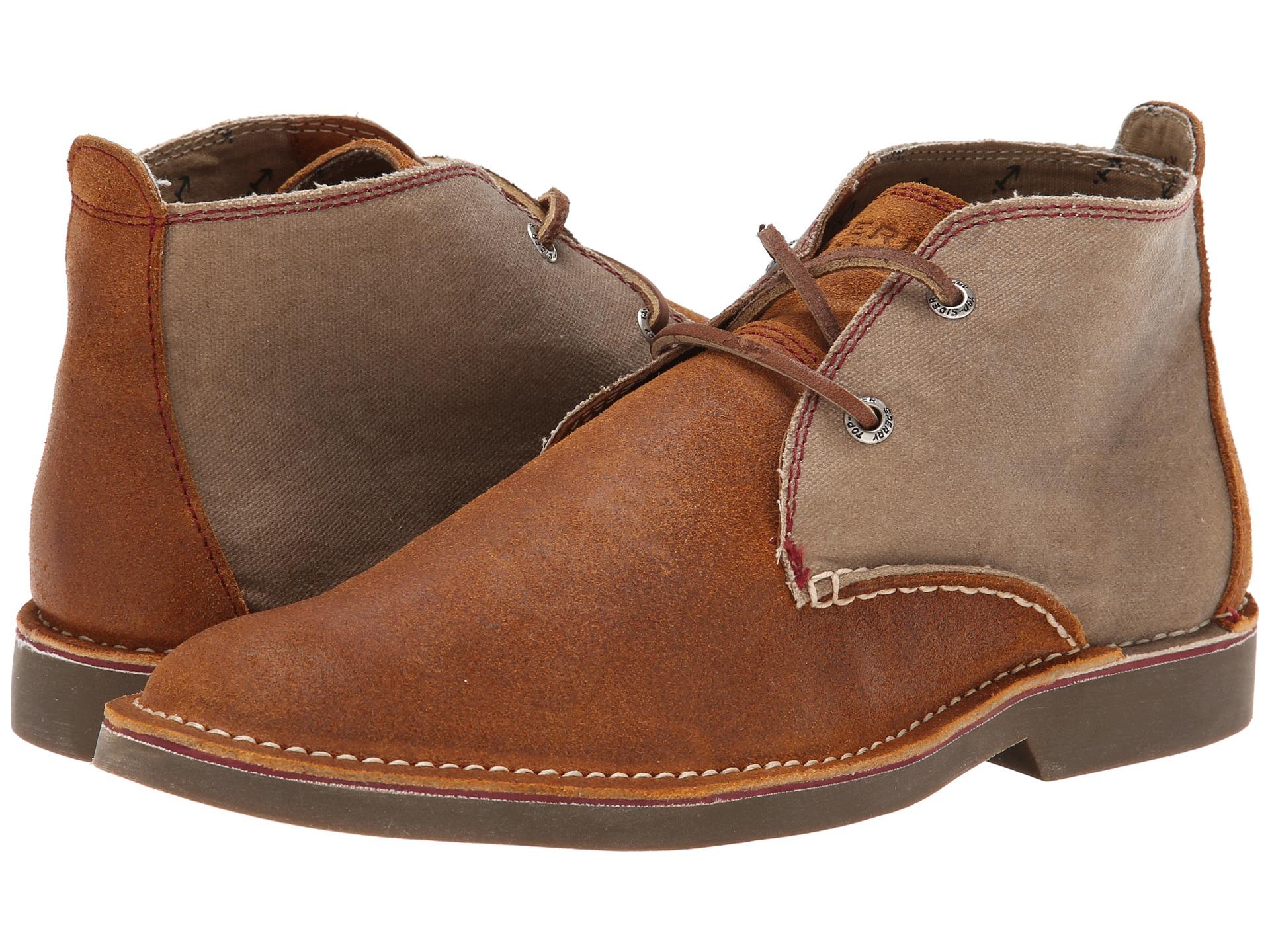 Cool Sperry Menu00b4s Authentic Original Mini Lug Chukka Boots | Dillards