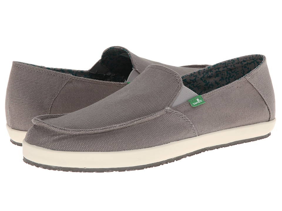 Sanuk - Casa (Grey) Men