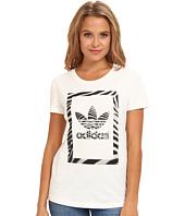 adidas Originals - Zebra Trefoil Tee