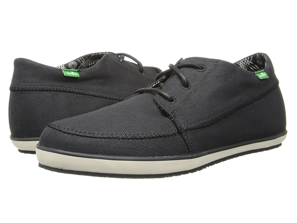 Sanuk - Cassius (Black) Men