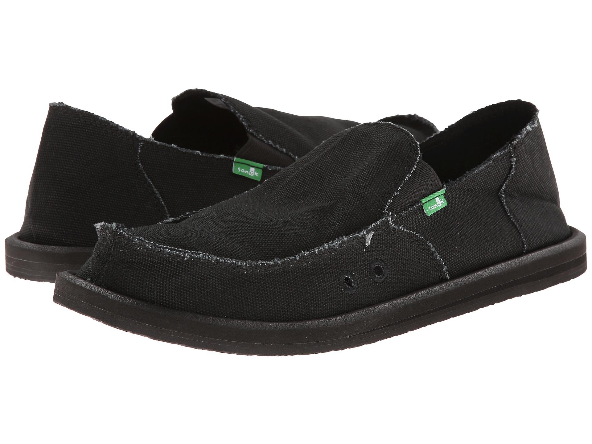 Sanuk Shoes Size