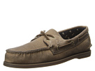 Sperry Top-Sider - A/O Burnished Canvas (Taupe)