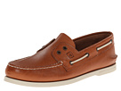 Sperry Top-Sider - A/O 2-Eye Slip On (Tan)