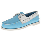 Sperry Top-Sider - A/O 2-Eye Flag (Light Blue/White)