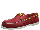 Sperry Top-Sider - A/O 2-Eye Flag (Red/Yellow)