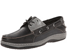 Sperry Top-Sider - Billfish 3-Eye Boat Shoe (Dark Grey)