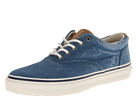 Sperry Top-Sider - Striper CVO Canvas (Blue Salt Wash)