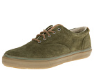 Sperry Top-Sider - Striper CVO Suede (Olive)