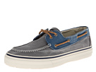 Sperry Top-Sider - Bahama 2-Eye (Grey/Blue)