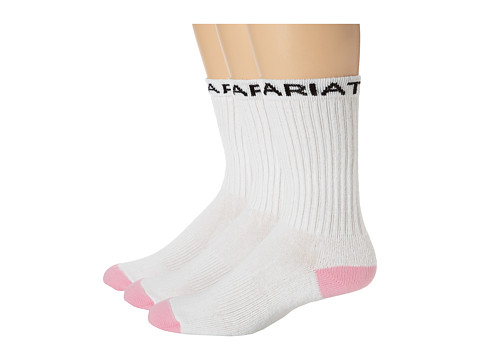 Ariat Ariat Crew Sport Sock 3-Pack