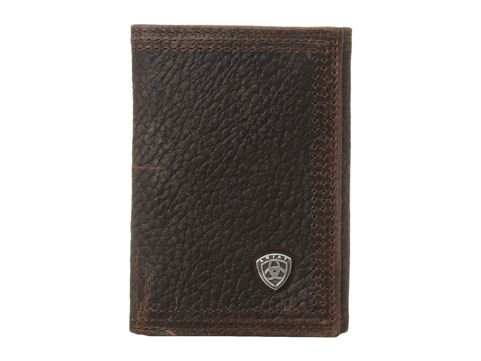 Ariat - Ariat Shield Tri-Fold Wallet
