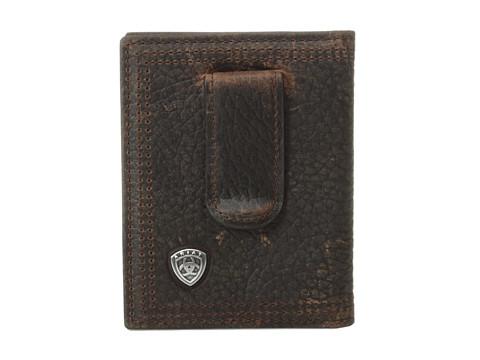Ariat Ariat Shield Bi-Fold Money Clip