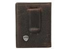 Ariat Ariat Ariat Shield Bi-Fold Money Clip