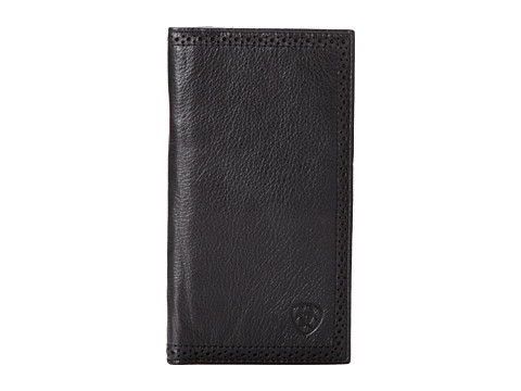 Ariat Ariat Shield Perforated Edge Rodeo Wallet