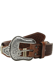 Ariat - Scalloped Rawhide Belt