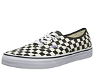 Vans - Authentic ((Golden Coast) Black/White Checker) -