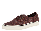 Vans - Authentic ((Tribe Rug) Red Clay) -