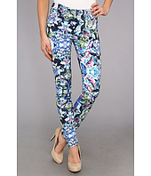 7 For All Mankind - Skinny w/ Contour WB in Kaleidoscope Floral