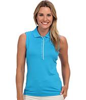 adidas Golf - 3-Stripes Piped Sleeveless Polo '15