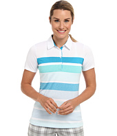 adidas Golf - Novelty Bold Stripe Polo