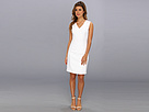 Elie Tahari - Arvis Dress (White) - Apparel