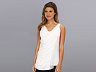 Elie Tahari - Jordan Knit (White) - Apparel