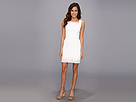 Elie Tahari - Erin Dress (White) - Apparel