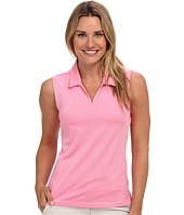 adidas Golf - Puremotion™ Sleeveless Microstripe Polo