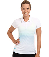 adidas Golf - CLIMACHILL® Printed Short Sleeve Polo